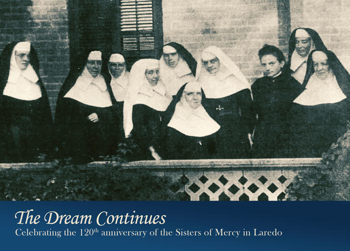 Heritage Foundation Presents Exhibit Honoring Sisters of Mercy's 120 Years of Service in Laredo