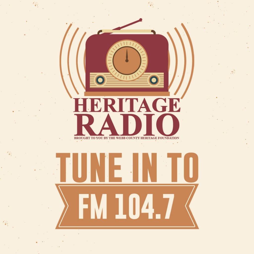 Heritage Radio, tune in to 104.7