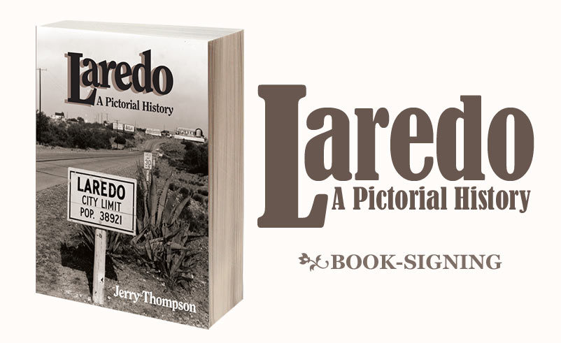 Laredo: A Pictorial History Book-Signing Invitation