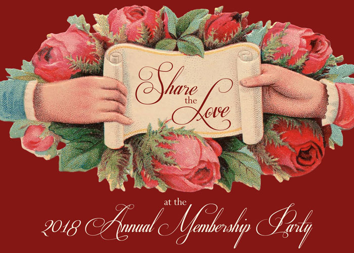 2018 Annual Membership Party