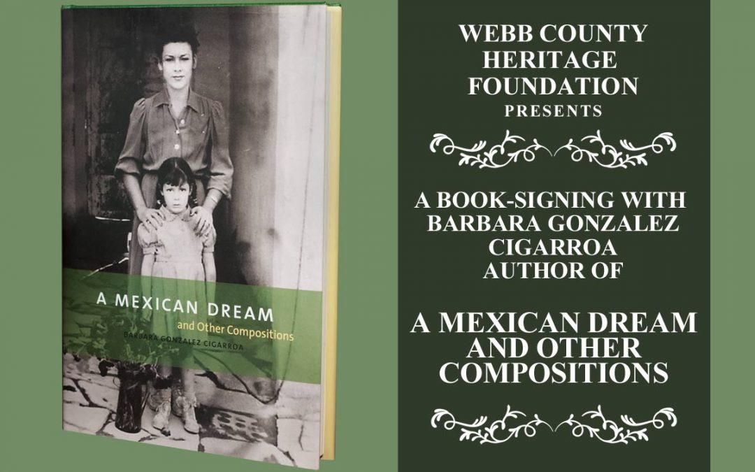 Book-Signing With Barbara Gonzalez Cigarroa