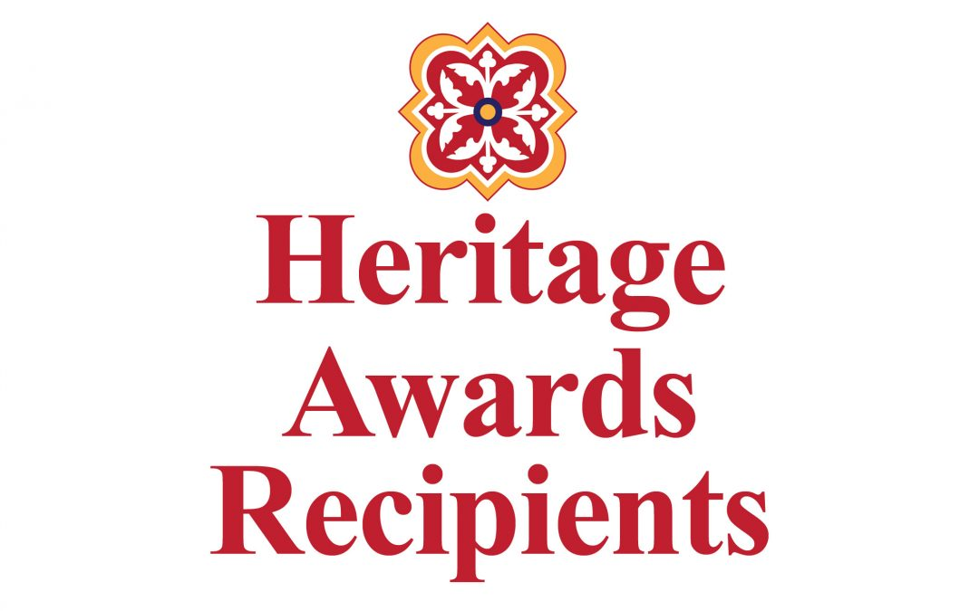 Foundation Names  Heritage Awards Recipients