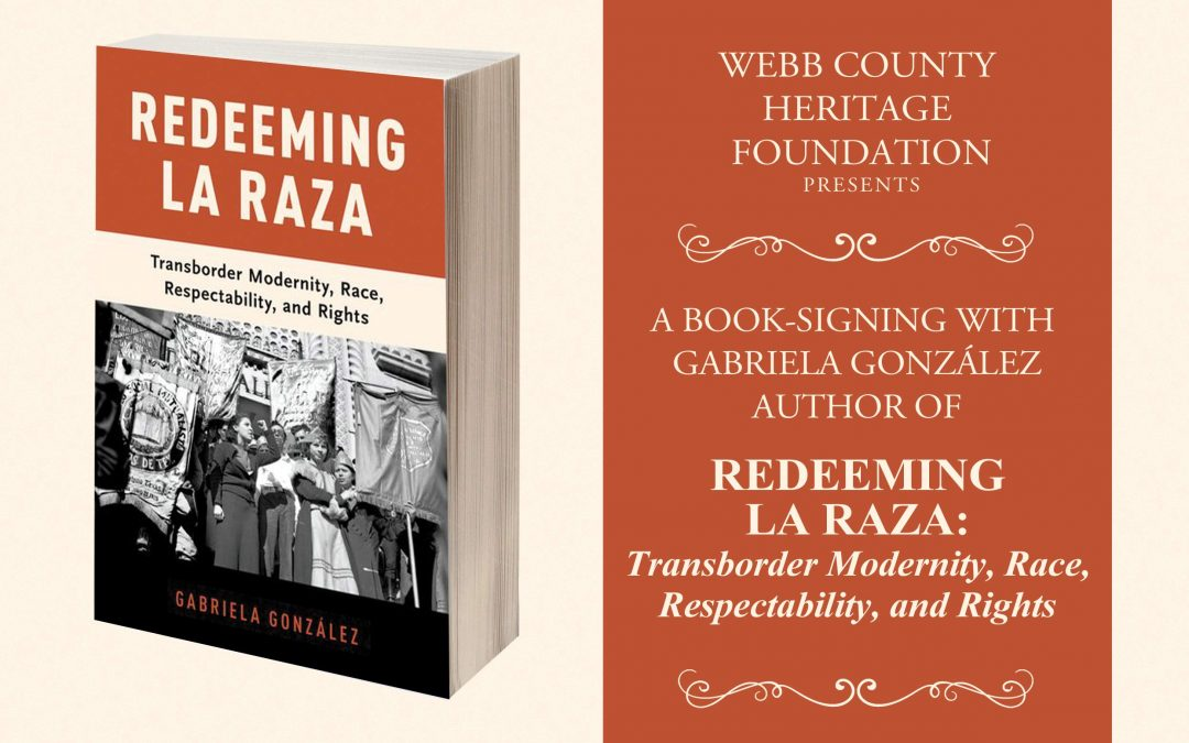 "Heritage Foundation Presents Book-Signing For ""Redeeming La Raza: Transborder Modernity, Race, Respectability, and Rights"""
