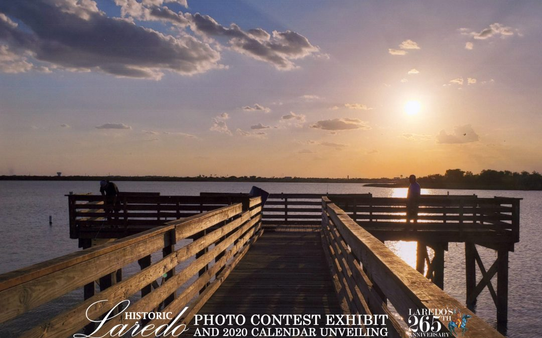 "Webb County Heritage Foundation Hosts ""Historic Laredo"" Photo Competition Exhibit"